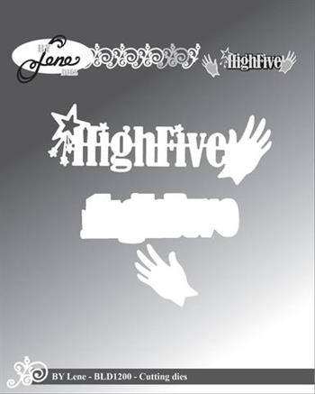 "BY LENE DIES ""High Five"" BLD1200"