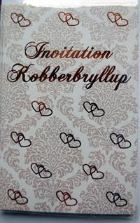 invitation- kobberbryllup